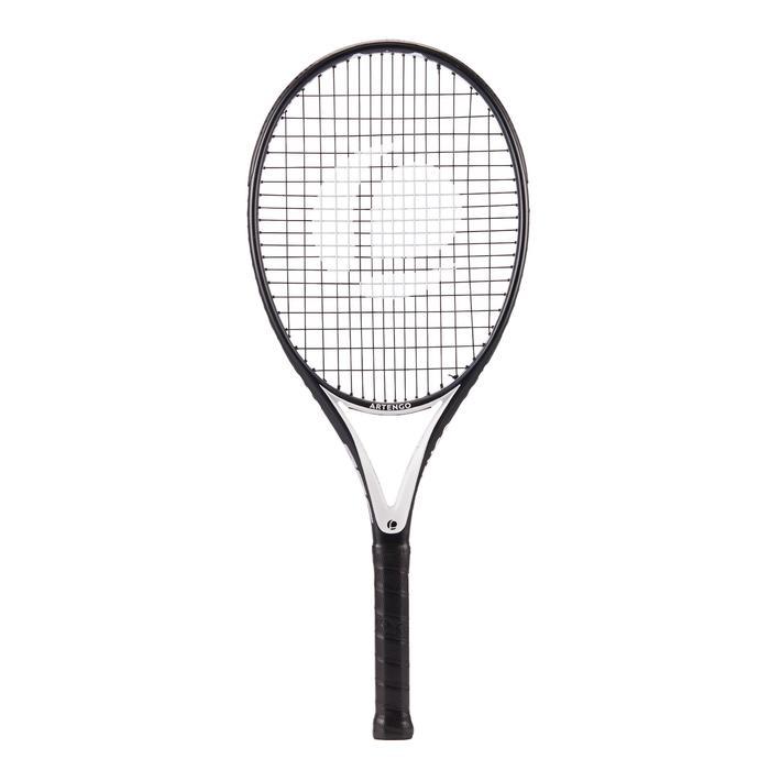 Tennisschläger TR500 Oversize schwarz/weiß