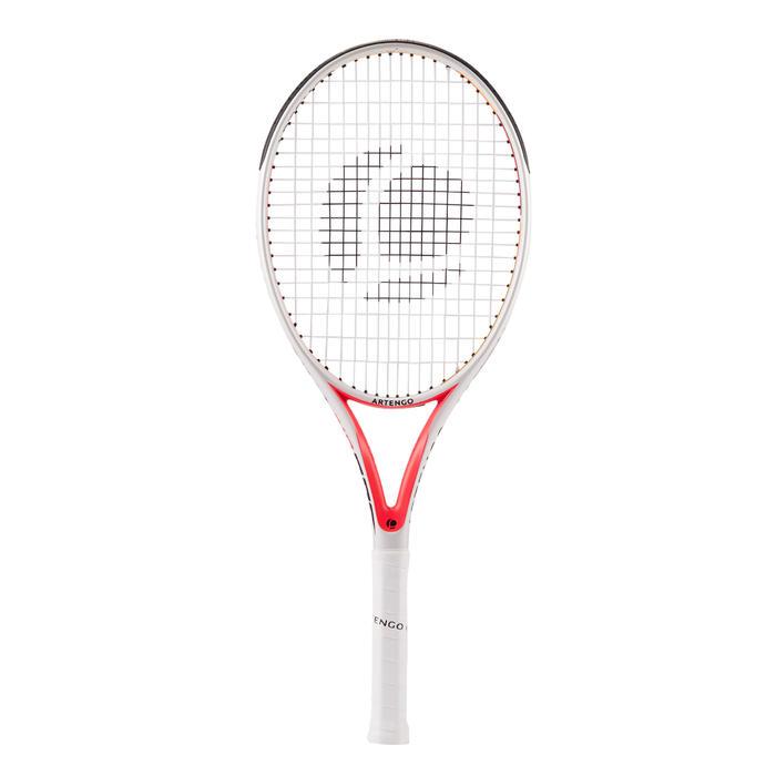 Tennisracket voor volwassenen Artengo TR560 Lite wit roze