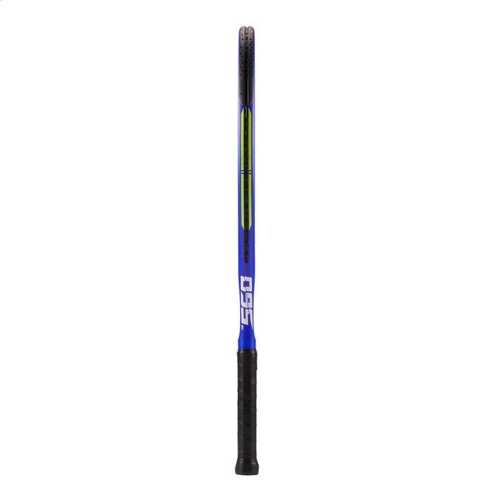 Tennisracket voor volwassenen Artengo TR560 blauw wit