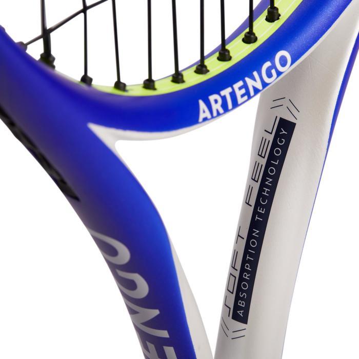 Tennisschläger TR 560 Erwachsene blau/weiß