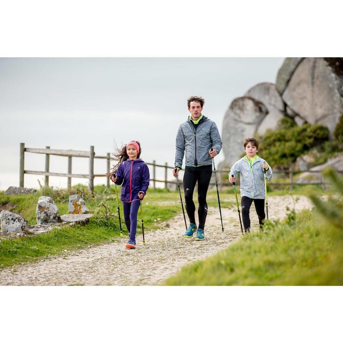 Stokken nordic walking NW P120 kinderen groen - 1421952