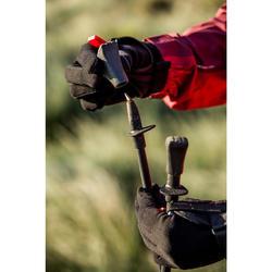 Nordic walking stokken PW P900 zwart / roze