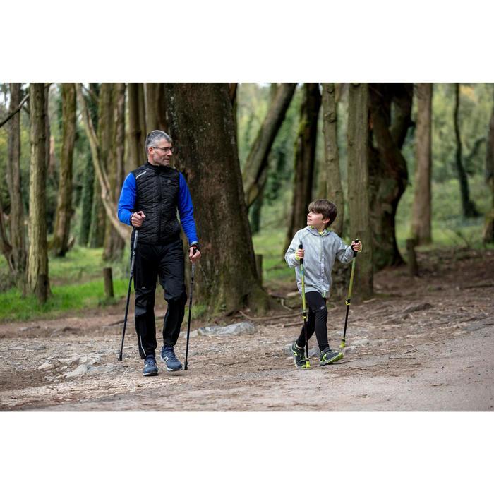 Stokken nordic walking NW P120 kinderen groen - 1421966