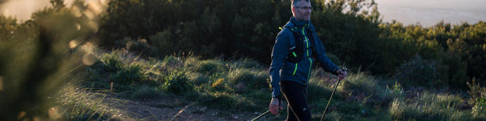 nordic wandelen voor volwassenen