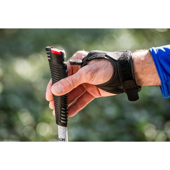 Handschlaufen Nordic Walking PW G500 schwarz