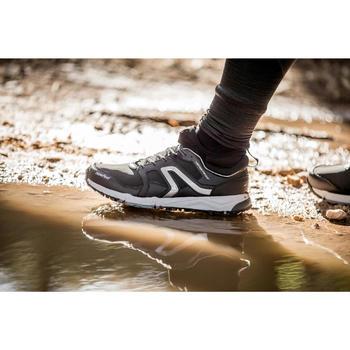 Waterdichte nordic walking schoenen voor heren NW 580 Flex-H zwart