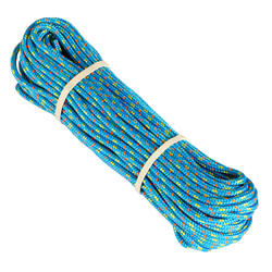 Lijn Challenge voor boot 4 mm x 20 m blauw/geel - 142231