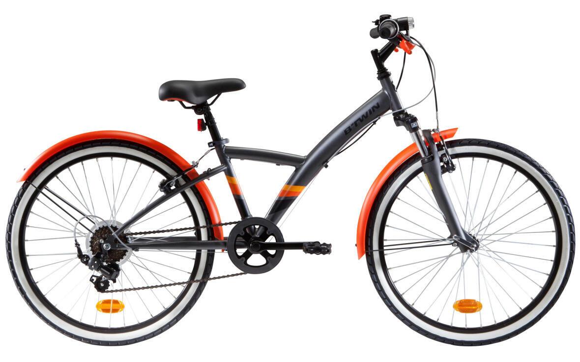 Hybrid_24_pouces_decathlon_gris_orange