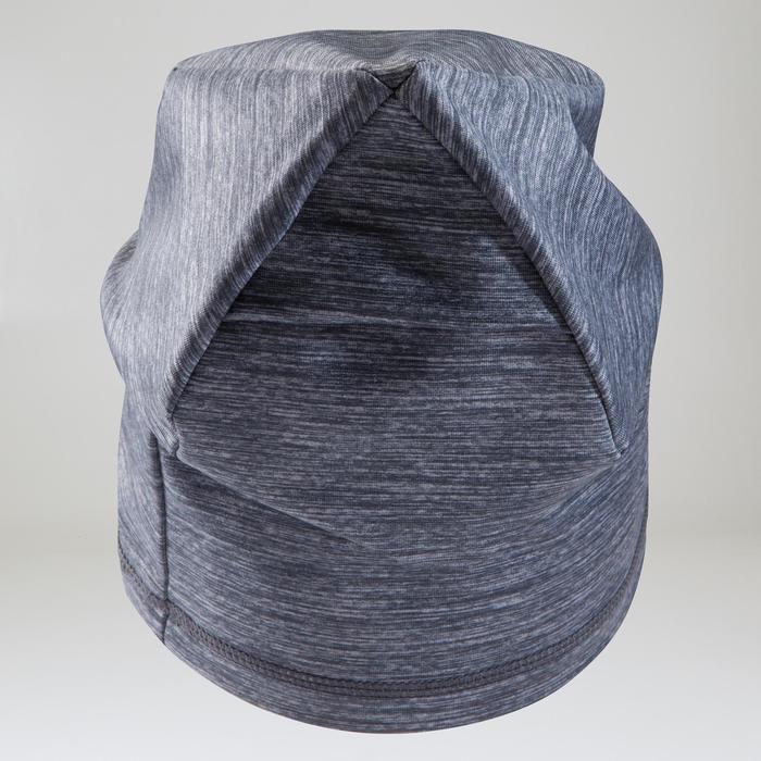 Bonnet Keepdry 500 adulte gris chiné