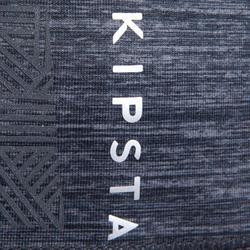 Gorro de fútbol Keepdry 500 adulto gris chiné