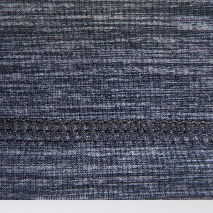 Bonnet de football Keepdry 500 adulte gris chiné