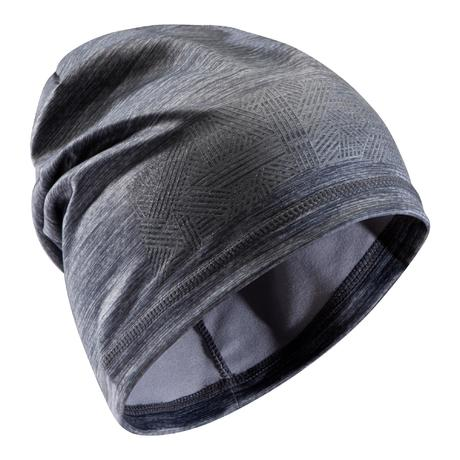 Bonnet de football Keepdry 500 adulte gris chiné   Kipsta by Decathlon 07709f0cde4