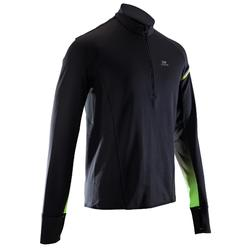 CAMISETA DE RUNNING MANGA LARGA HOMBRE KIPRUN WARM LIGHT