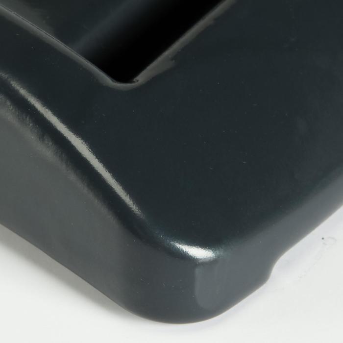 Lest de plongée sous-marine plomb enrobé 2 kg gris