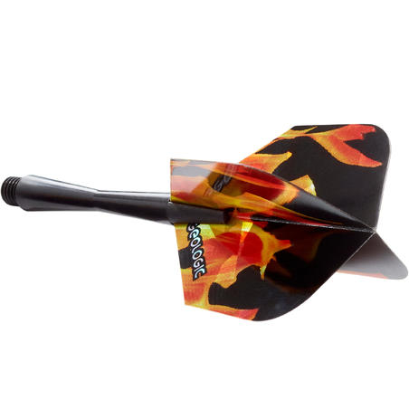 Standard Flames Flights 3 x Tri-Pack