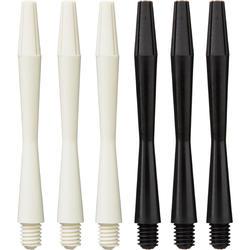 Medium Plastic Shafts 2 x Three-Pack