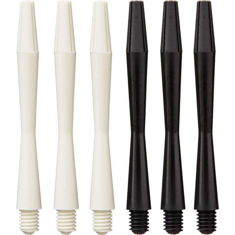 Accessori freccette Arceria, Freccette, Bocce, Biliardo - Pack due astine MEDIUM CANAVERAL - Freccette
