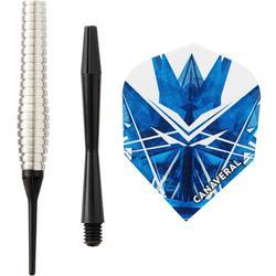 3 dartpijlen plastic punt S900