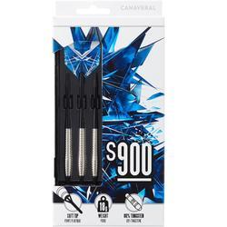 Dartpfeile S900 Softdart 3 Pfeile Kunststoffspitzen