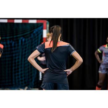 Maillot de handball H500 rose et noir - 1422710