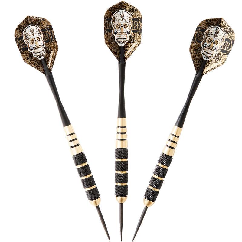 SĂGEȚI, ȚINTE CU VÂRF DIN OȚEL Tir cu arcul, Darts, Golf, Petanca - Săgeată T520 darts x3 CANAVERAL - Darts