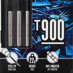 3 FLECHETTES POINTES ACIER T900