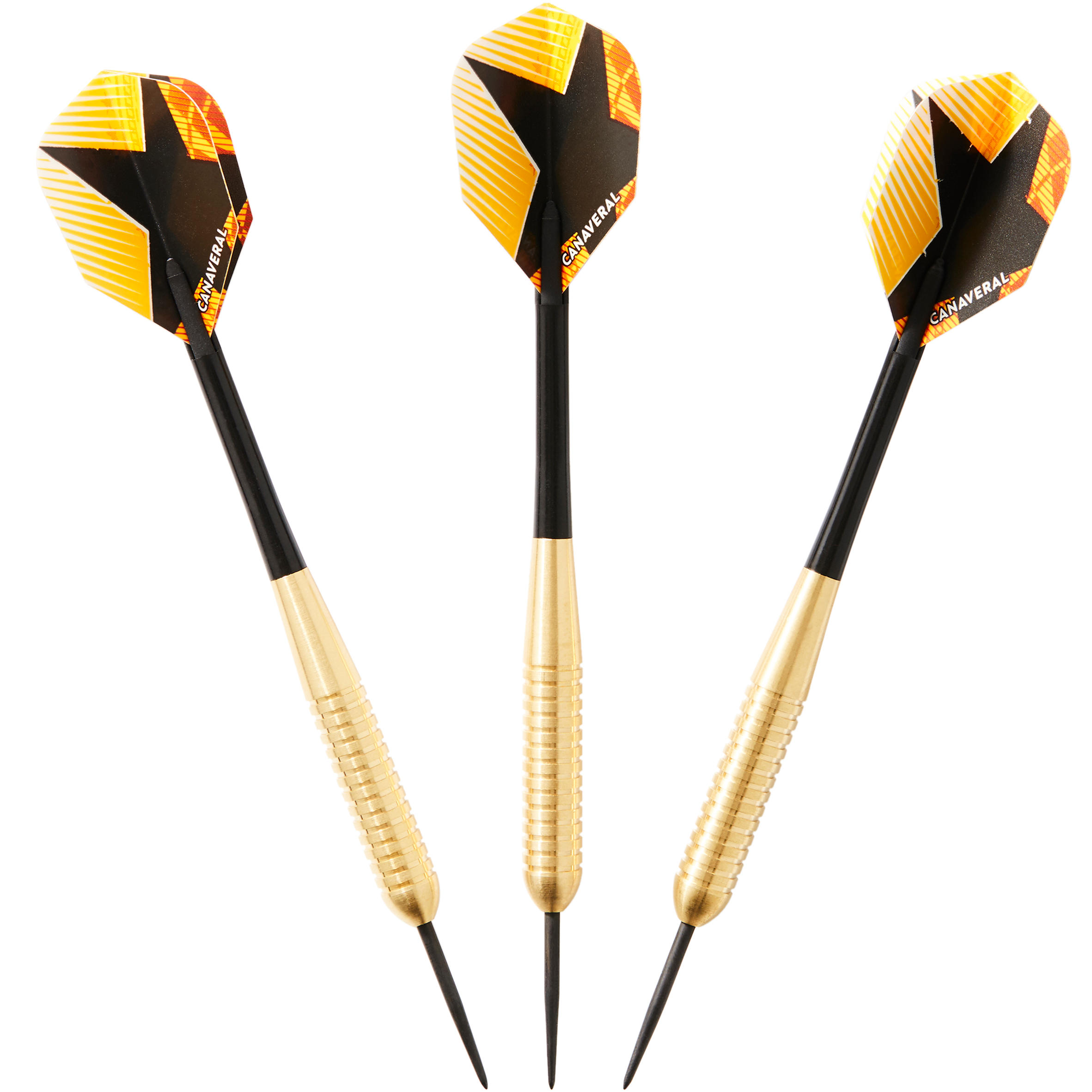 T500 Canaveral Steel-Tipped Darts Tri-Pack