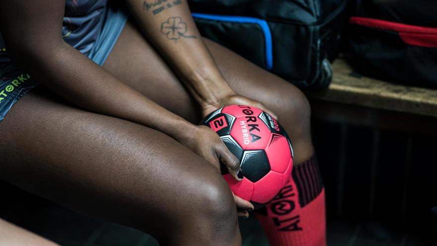 ballons handball