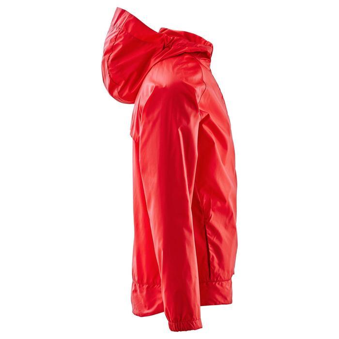 Coupe vent enfant club personnalisable rouge