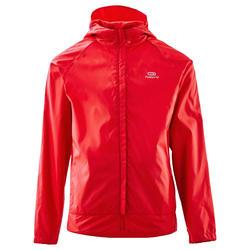 Cortaviento júnior club personalizable rojo