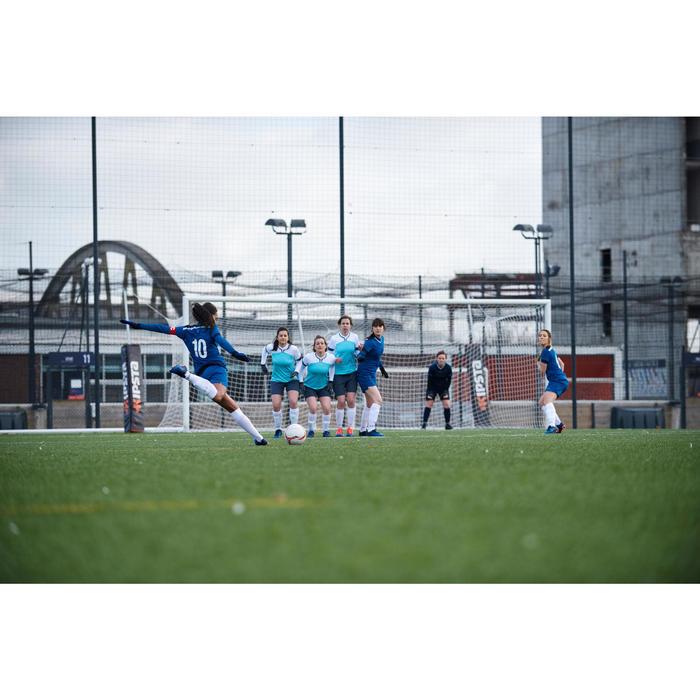 Maillot de football femme F500 menthe - 1422987