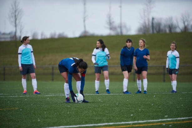 sport au feminin