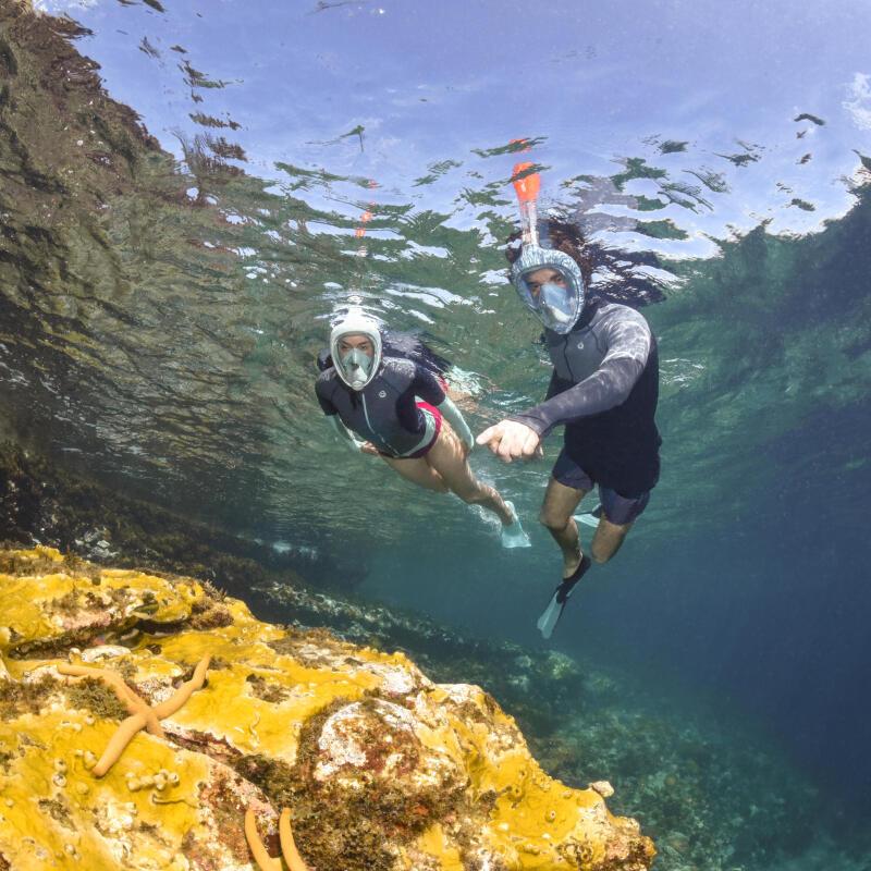9個讓你愛上浮潛的理由