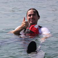 BA500 70 N kayaking buoyancy vest