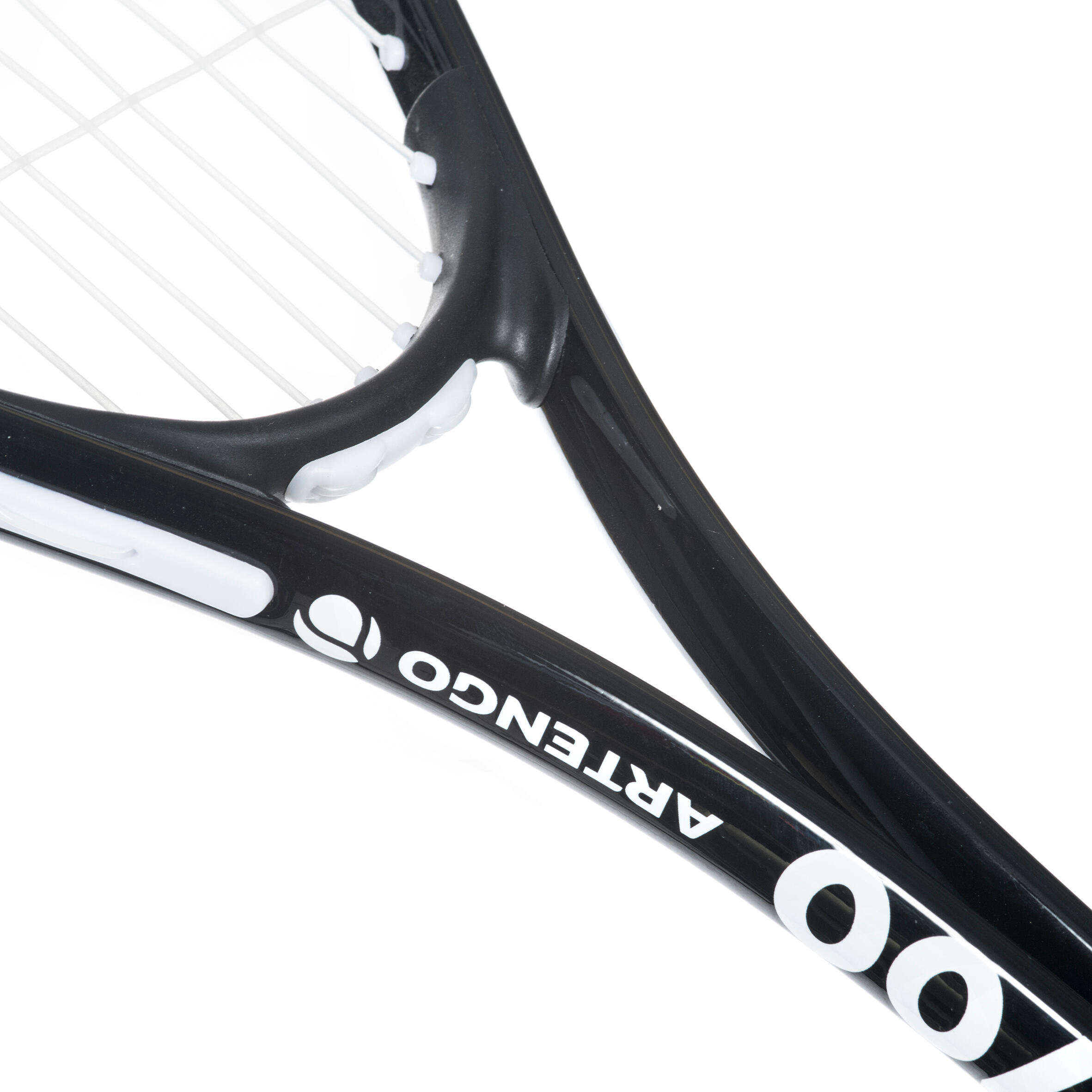 SR 100 Squash Racket - Black