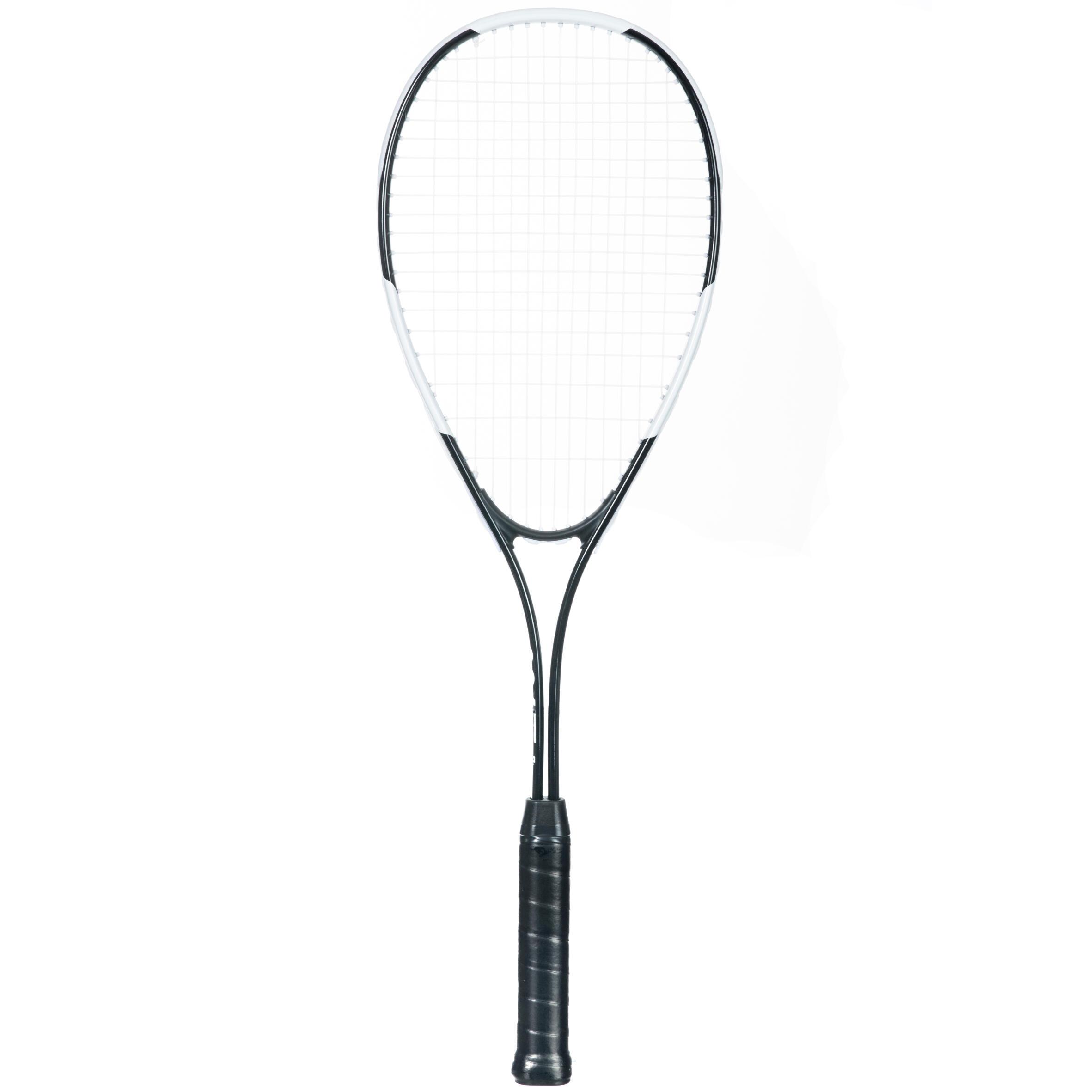 SR 100 Squash Racquet - Black
