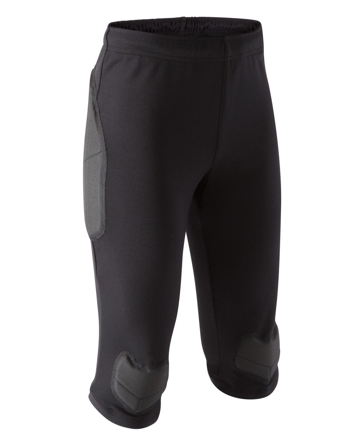 fgkp 100 jr cropped trousers blk
