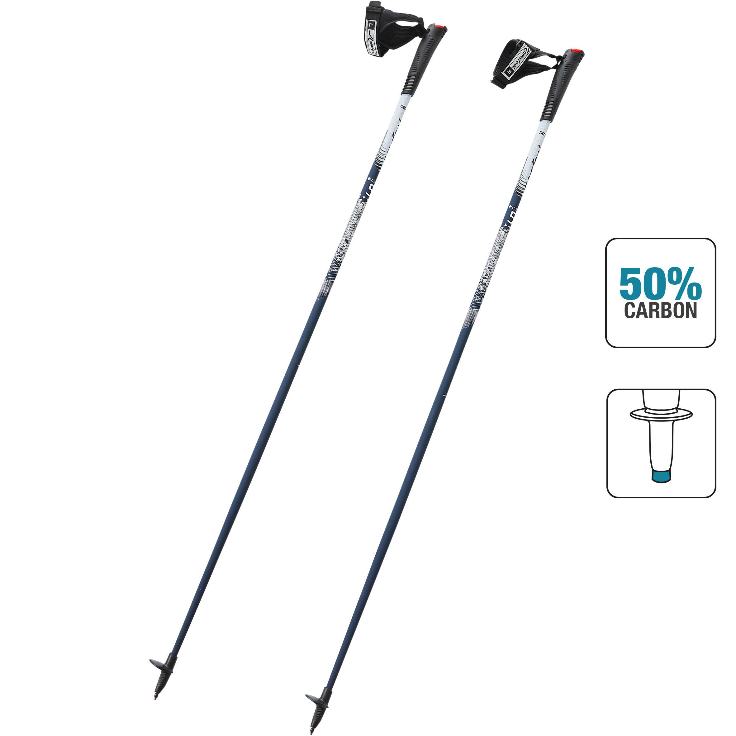 Newfeel Nordic walking stokken PW P500
