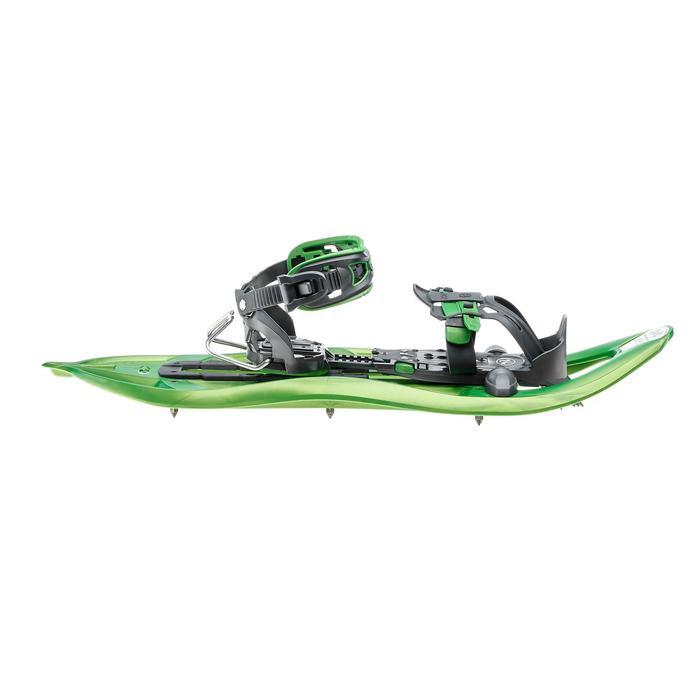 Raquettes à neige grands tamis 325 RIDE vert