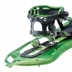 Schneeschuhe 325 Ride grün