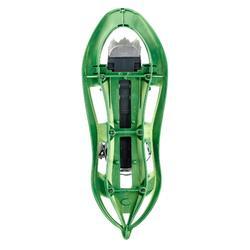 Sneeuwschoenen met groot frame 325 Ride groen