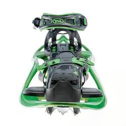 Schneeschuhe TSL 325 Ride großer Rahmen grün