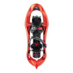 Raquetas Nieve Montaña Senderismo TSL 418 Up&Down Grip Tamiz Pequeño Naranja