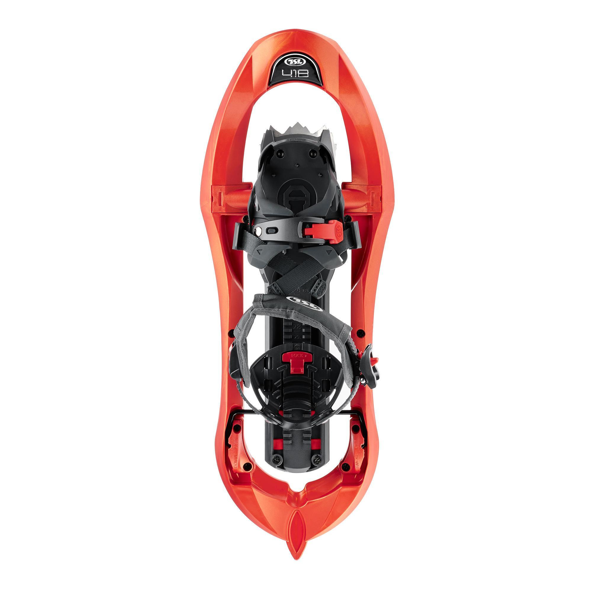 Schneeschuhe TSL 418 Up & Down Grip kleiner Rahmen orange | Schuhe > Sportschuhe > Schneeschuhe | Tsl