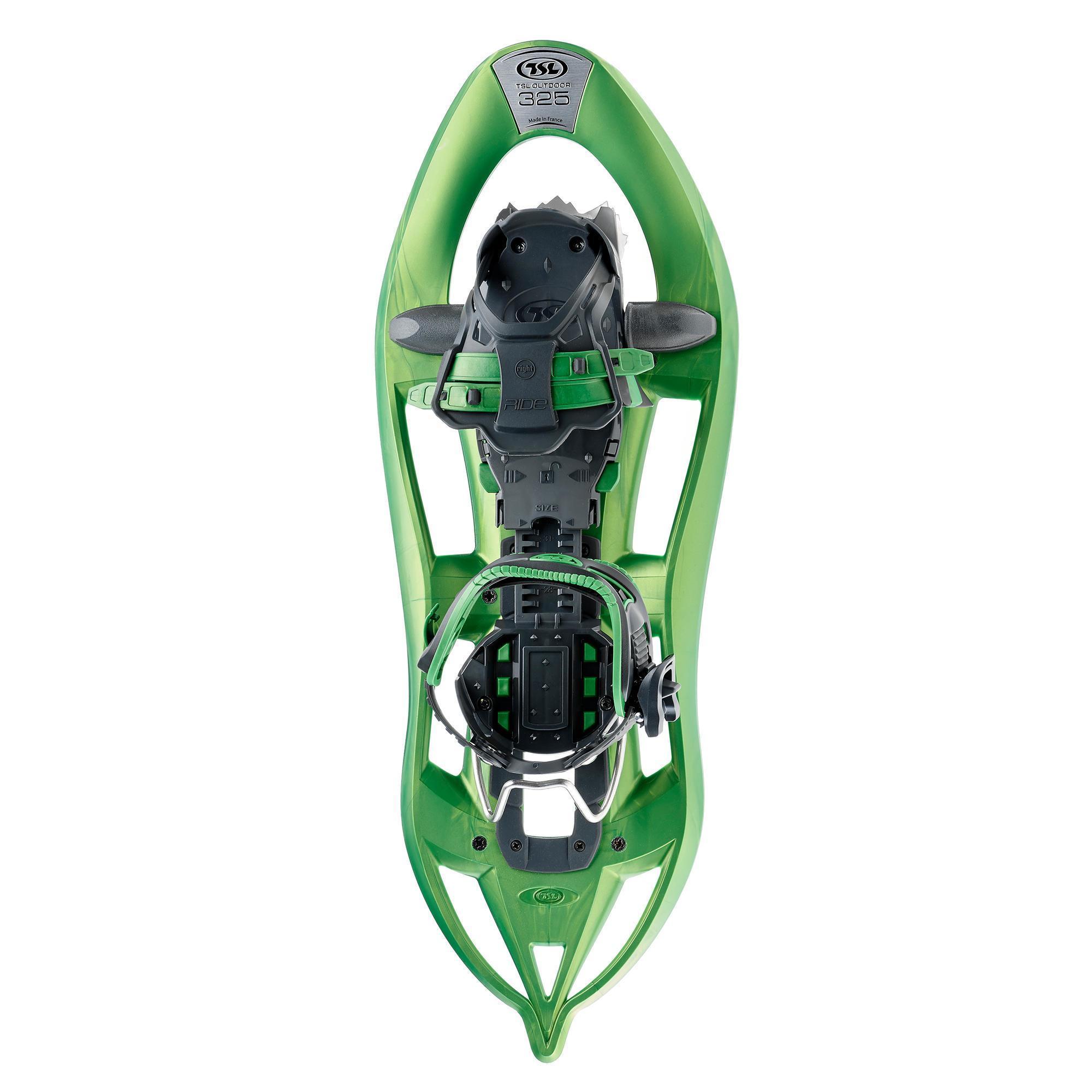 Schneeschuhe TSL 325 Ride großer Rahmen grün | Schuhe > Sportschuhe > Schneeschuhe | Tsl