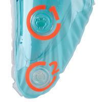 OLU 120 snorkelling observation buoy blue