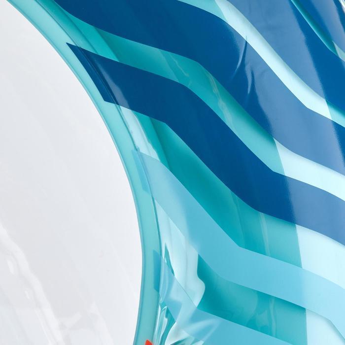 浮潛觀察浮圈OLU 120-藍色