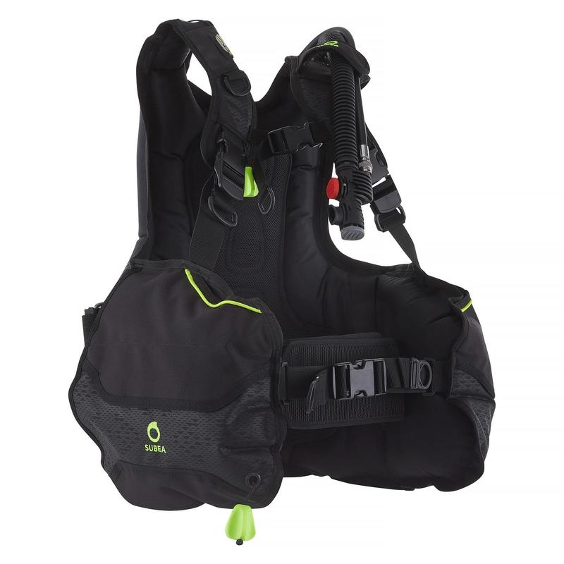 Jacket Buceo Subea SCD 100