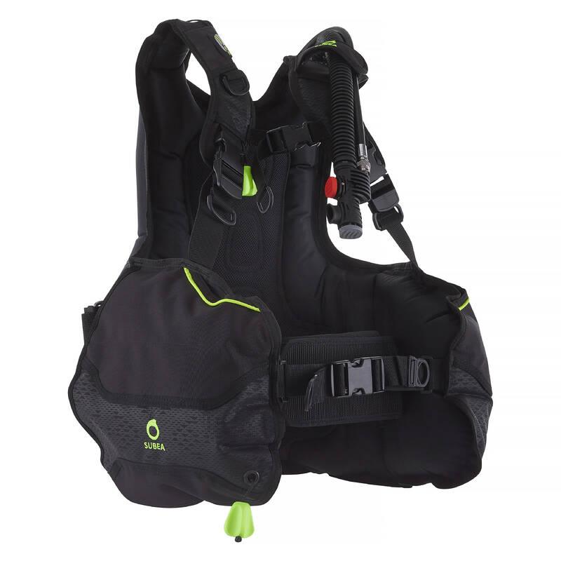 VYBAVENÍ A DOPLŇKY NA POTÁPĚNÍ Potápění a šnorchlování - POTÁPĚČSKÝ ŽAKET SCD 100 SUBEA - Potápění