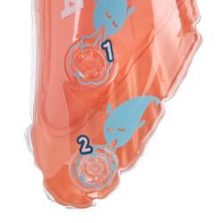 Observatieboei Olu 120 voor snorkelen fish blauw oranje